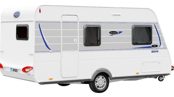 Caravalair Antares Luxe 420 Quattro