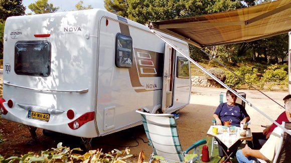 Leeftest: Eriba Nova 465 Luxusline