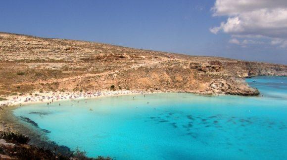 Het mooiste strand ter wereld: Isola dei Conigli