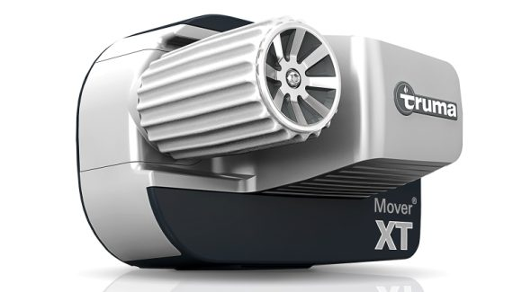 De nieuwe Mover XT4 van Truma
