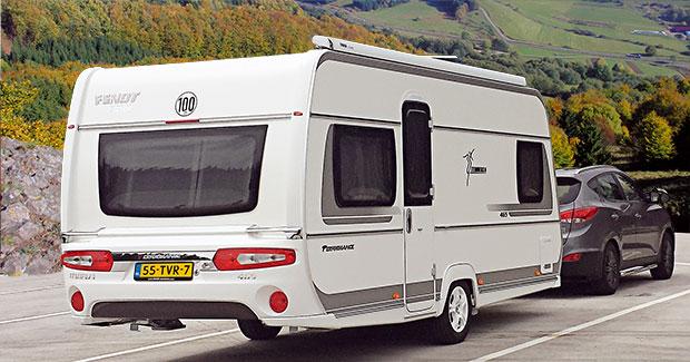 Vakantie Met Fendt Tendenza 465 Sfb Caravan Test