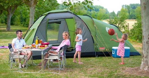Tips voor het kopen van een tent