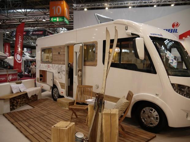 nieuws van de caravan salon d sseldorf beurs kamperen. Black Bedroom Furniture Sets. Home Design Ideas
