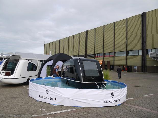 Nieuws van de caravan salon d sseldorf beurs kamperen Sealander caravan