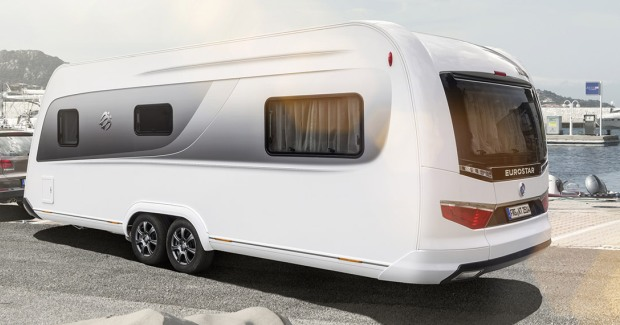 Wonderbaarlijk Caravisio-uitrusting in Knaus Eurostar | luxe caravan | kamperen EN-73