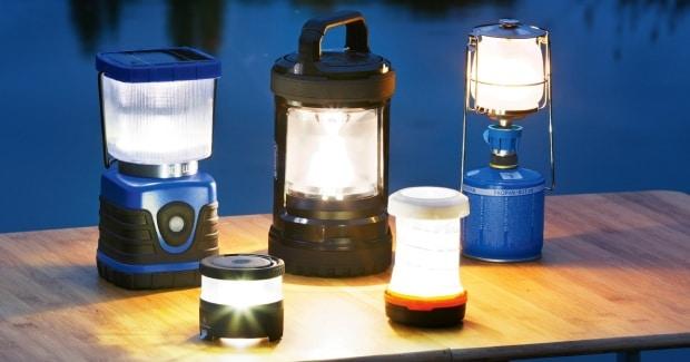 5 campinglampen getest   verlichting, camping   kamperen