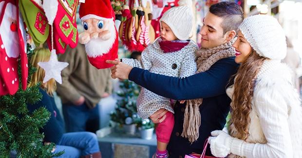 ondergrondse kerstmarkt