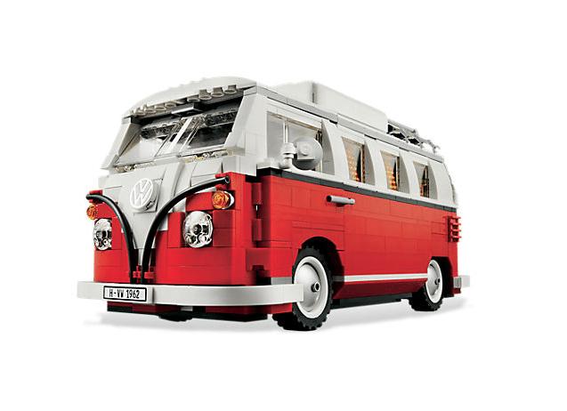 Lego Volkswagen T1