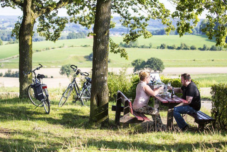 picknick zuid-limburg