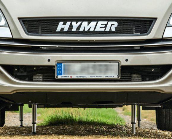 hydraulische uitdraaisteunen
