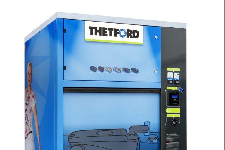 Thetford machine