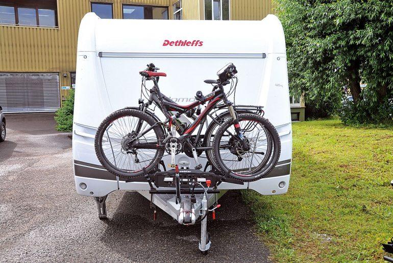 e-bikedragers Uebler