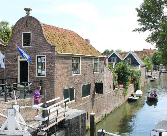 Monnickendam Middendamsluis Waterland