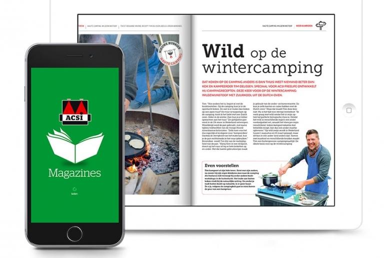 ACSI Magazines-App