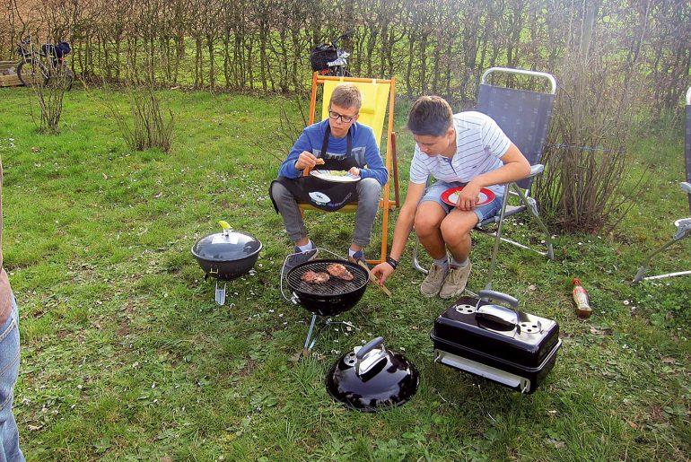 Houtskoolbarbecues getest