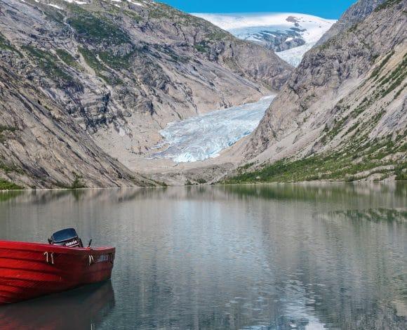 Zuid-Noorwegen_Jostedalsbreen
