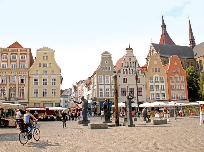Rostock mecklenburg-voor-pommeren