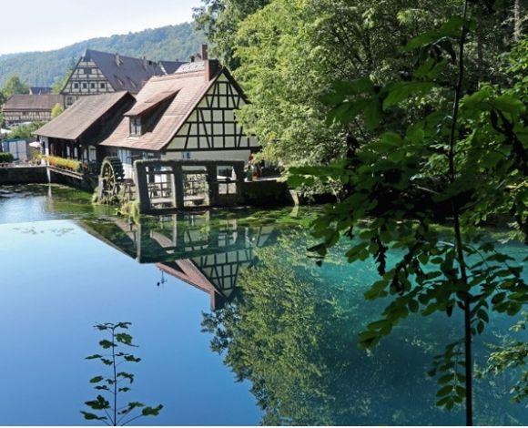 Schwäbische Alp_Blautopf