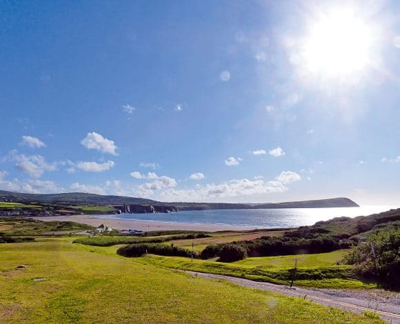 Wales Pembroke Coast