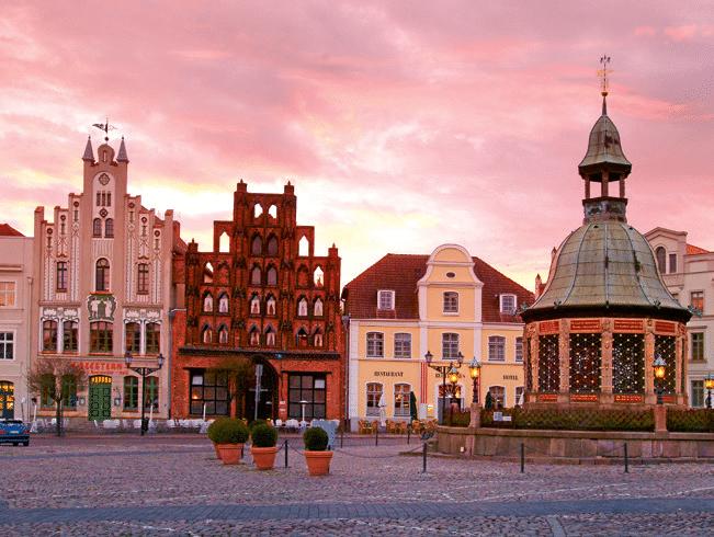 Wismar Mecklenburg-Voor-Pommeren