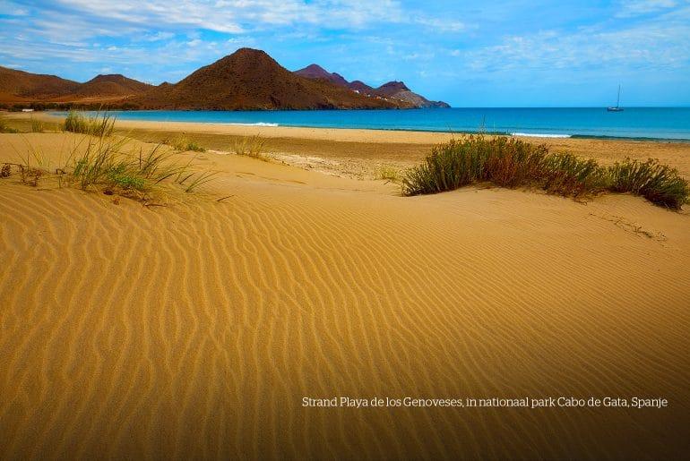 Playa de los Genoveses, Spanje