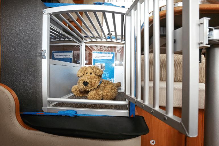 Hond camper