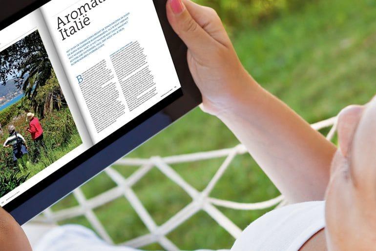 ACSI FreeLife magazine en digitaal