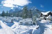 100997 ITA-G02-30 Caravan Park Sexten, Sexten/Sesto, Trentino-Alto Adige, Italië