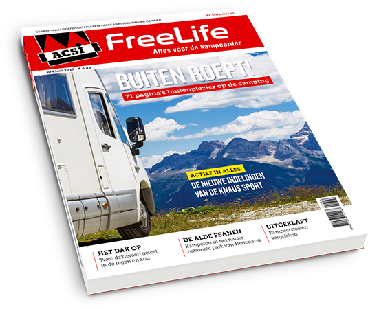 Kampeermagazine caravanmagazine