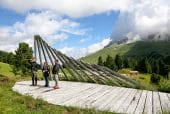 Italië Trentino Val Fiemme_wandelen