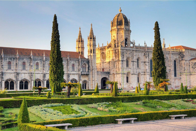 16e-eeuws Mosteiro dos Jerónimos (Hiëronymietenklooster) - Lissabon