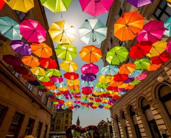 De 5 leukste (gratis) straatkunstfestivals van Europa