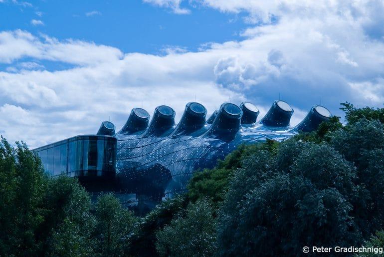 Kunsthaus Graz - Oostenrijk