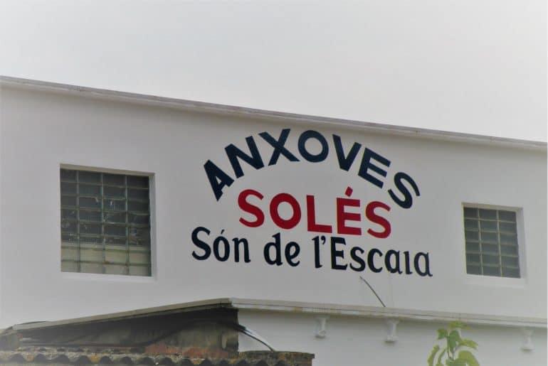 Ansjovis L'Escala