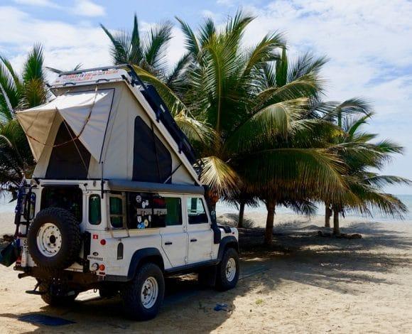 Land Rover dulli, foto:Alexandra Ramthun