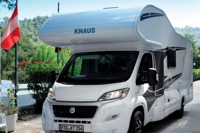 Knaus Live Traveller DG 650