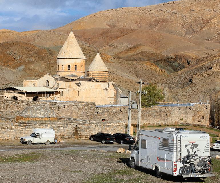 Camper Azië Iran