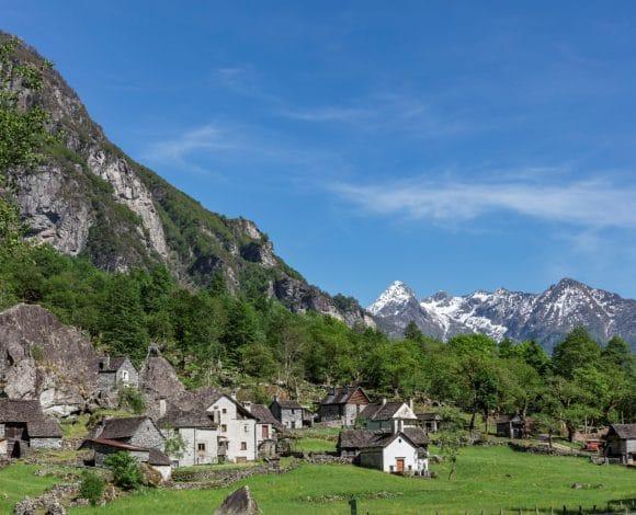 Ticino Bavona
