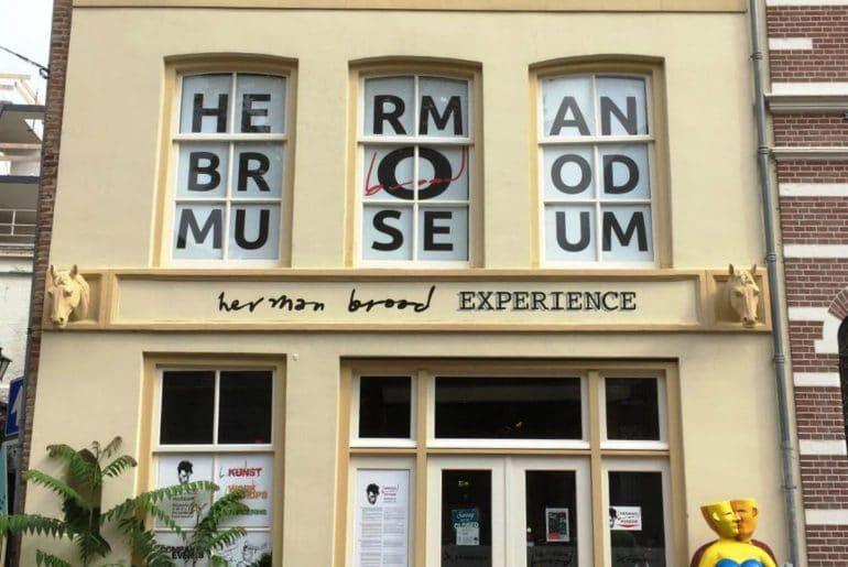 Herman Brood museum