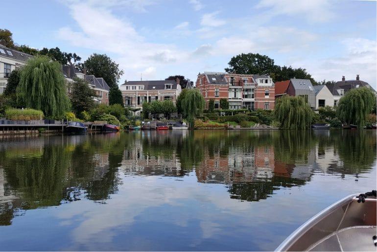 Boottocht Zwolle