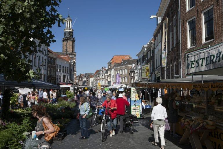 Zutphen: zoet en vol historie