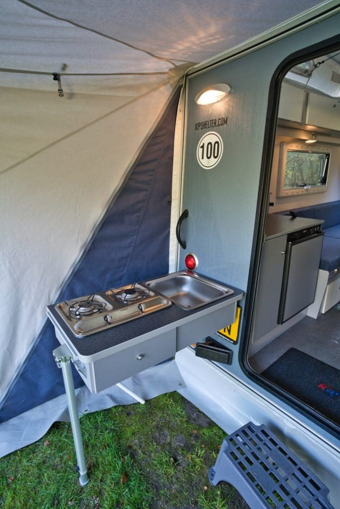Kip Shelter Plus_keuken