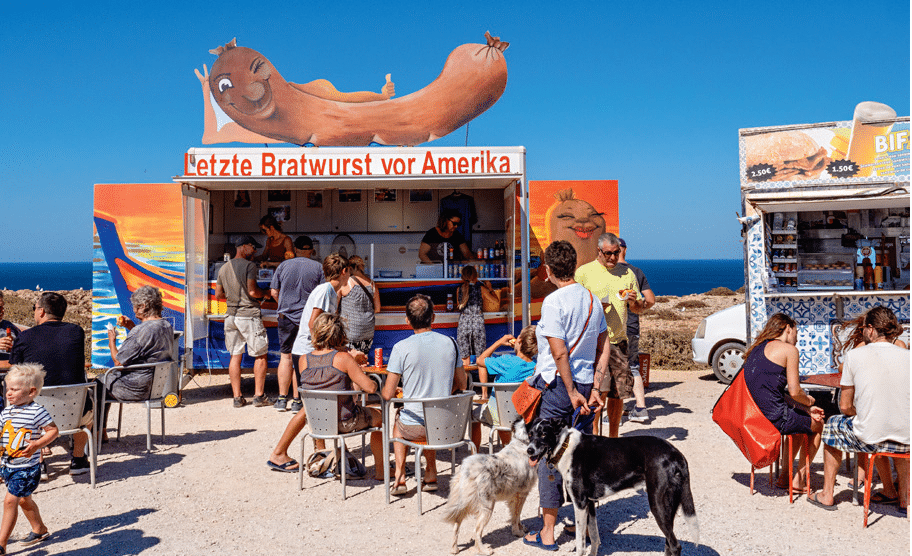 Algarve_laatste braadworst