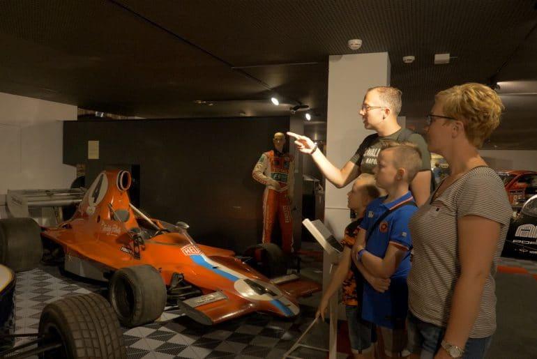 Formule 1 museum Spa
