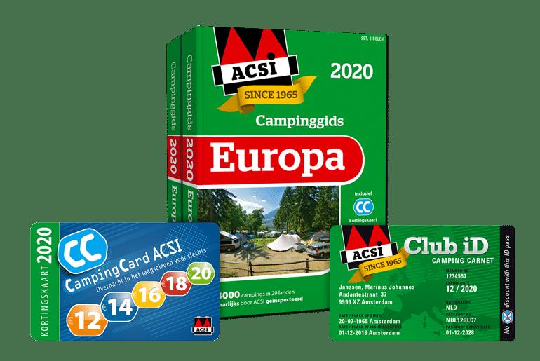 ACSI Campinggidsen