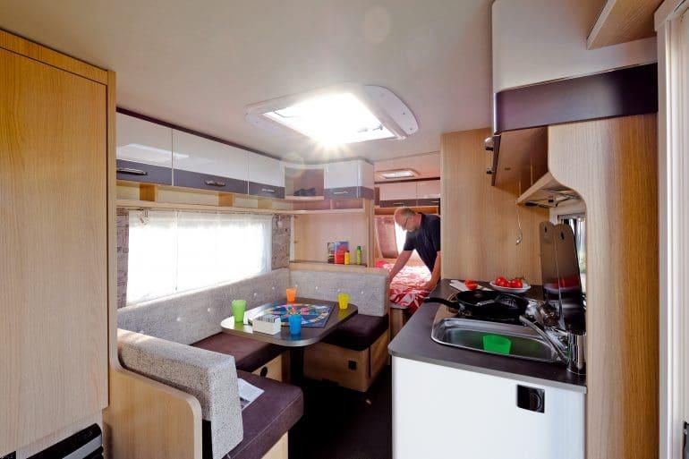 Eriba Living 560