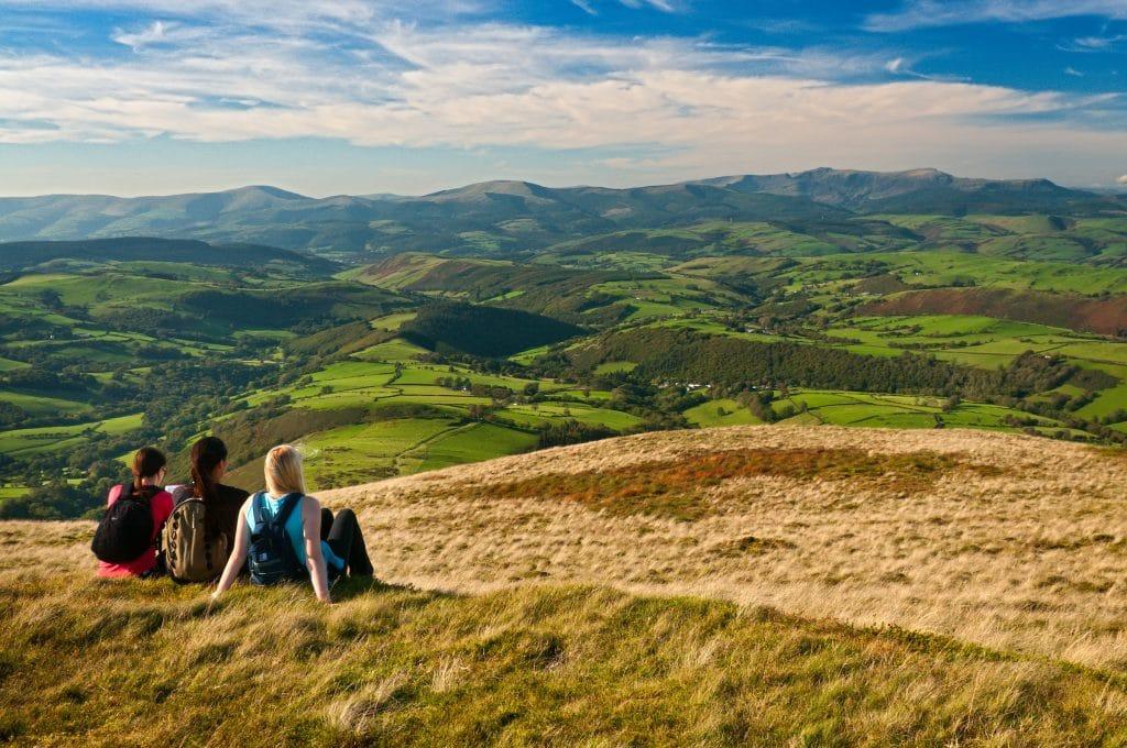 Kampeerbestemming 2020_Cambrian Mountains_Powys