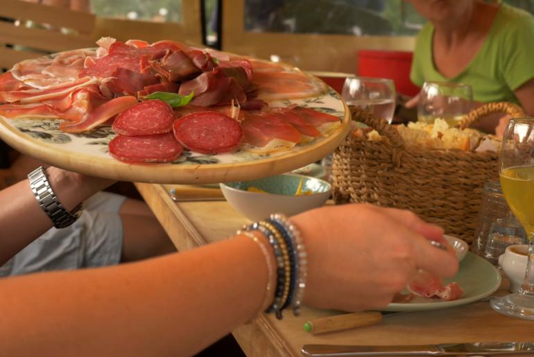 Afsluitend diner TestTour Wallonië