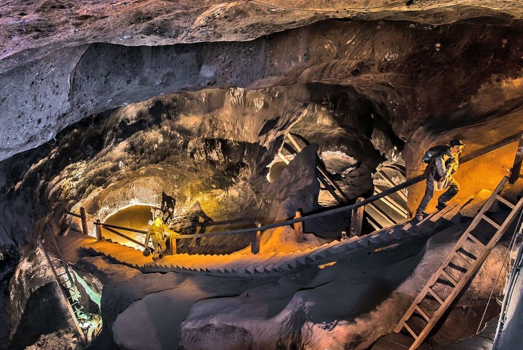 Klein-Polen_Salt Mine Wieliczka, Małopolska, Poland