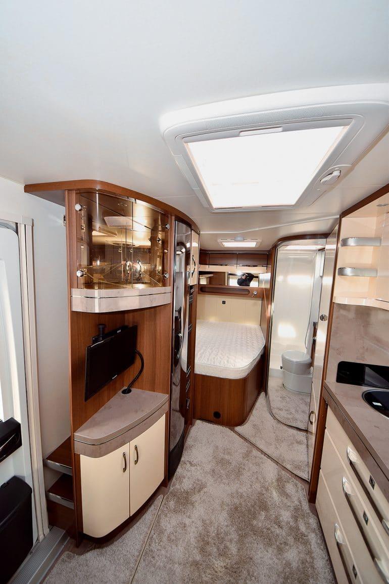 Hobby Prestige 540 FU